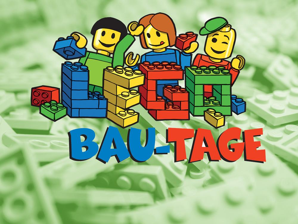 Legobautage zu Hause