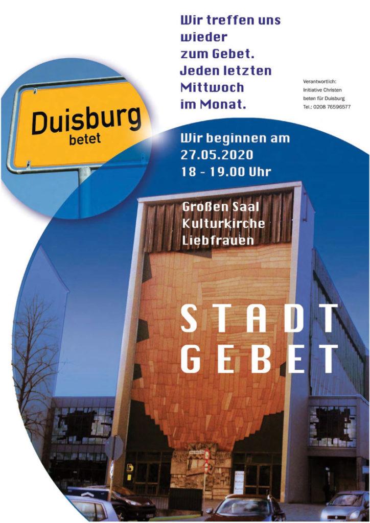 Duisburg betet! - FeG