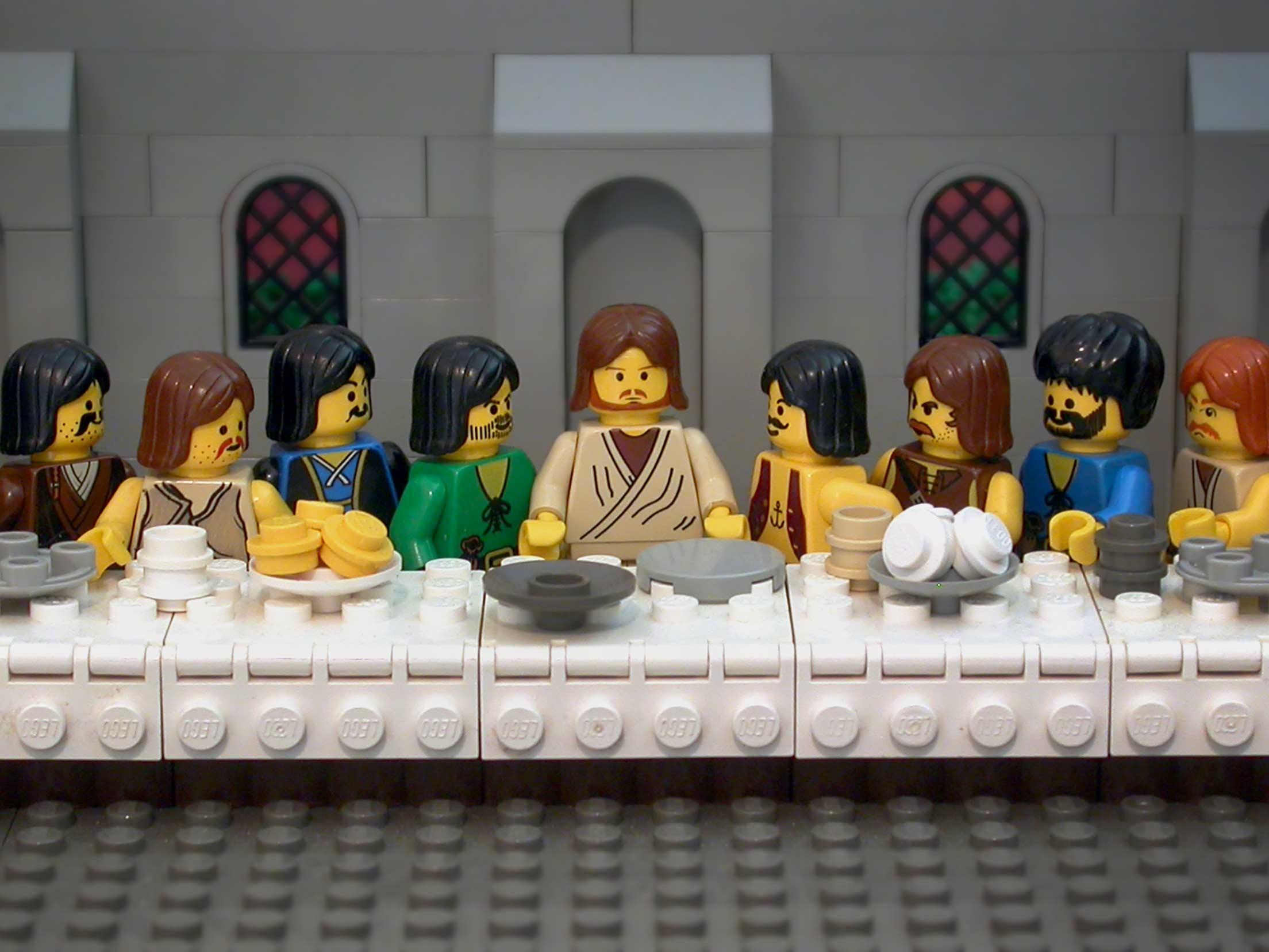 Bibelgeschichte für Kinder – Gründonnerstag